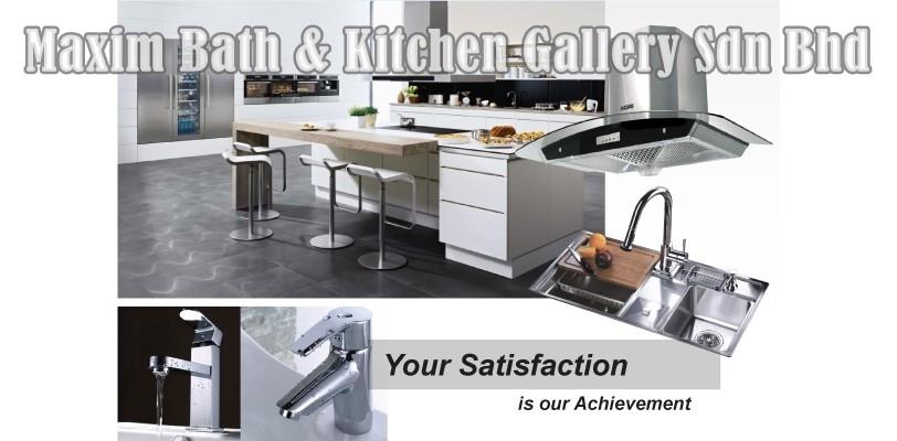 Maxim Bath & Kitchen Gallery Sdn Bhd 浦种 雪兰莪 州属