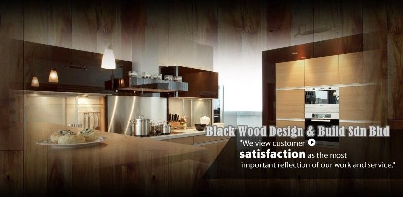 Black Wood Design & Build Sdn Bhd Mount Austin 柔佛 州属