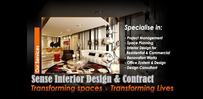 Sense Interior Design & Contract Dato Onn Johor States