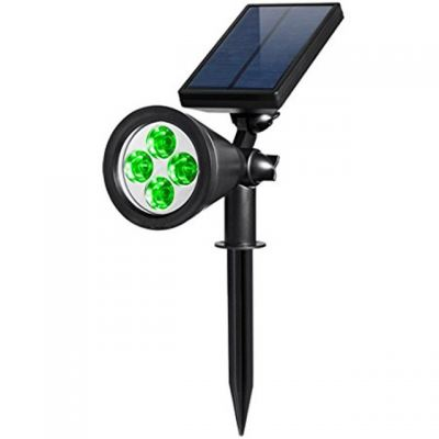 LED Solar Landscape Lamp