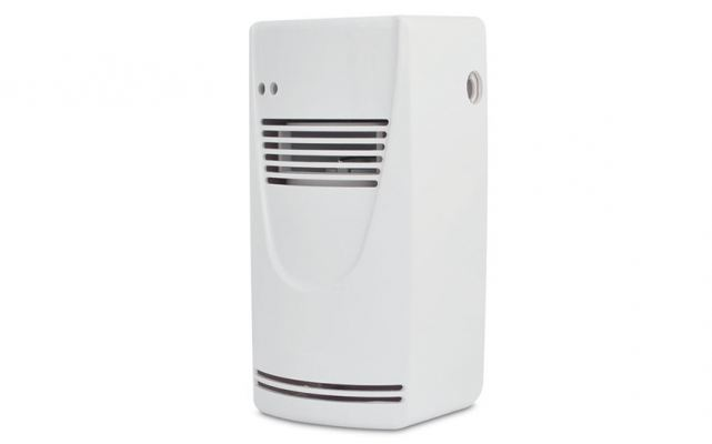 AZ 601 F Fan Type Air Freshener Dispenser