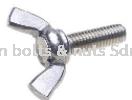 Forge Steel Wing Screw-DIN315 Wing Screw Screws