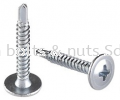 WH Self Drilling Screw - ZP Wafer Head Self Drilling Screw Self Drilling Screws