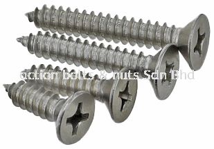 FH Self Tapping Screw +AB1