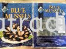 FB0005  Blue Mussel (40-60PCS) 青蚝 Frozen Seafoods