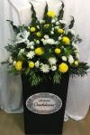 Funeral Arrangment (FA-184) Sympathy / Condolences Flower Arrangement Funeral Arrangement