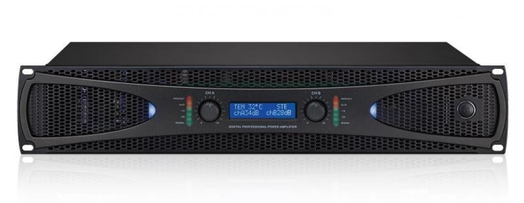 Digital Power Amplifier (SPK-XLS1302)