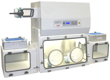 Negative Pressure Pharmaceutical Isolator