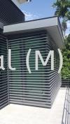 TAMAN ESPLANADE@BUKIT JALIL Aluminium Box Louvers