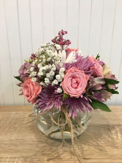 Flowers with Vase 2