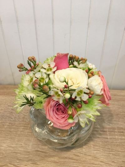 Flowers with Vase 4