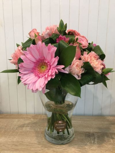 Flowers with Vase 6