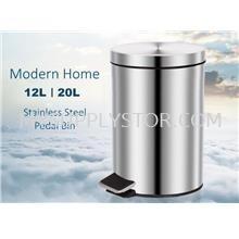 Bin Pedal Stainless-Steel