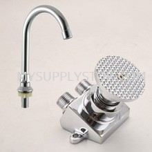 Water Tap Foot-Pedal / Step