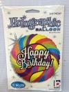 18 Inch Anagram Happy Birthday Foil Balloon 18 Inch Anagram Happy Birthday Foil Balloon