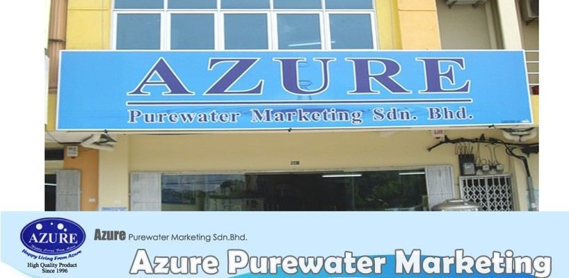 Azure Purewater Marketing