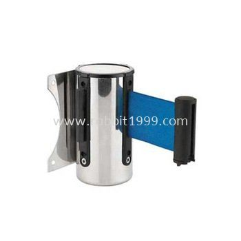 WALL MOUNTED RETRACTABLE BELT HEAD ONLY