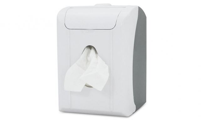 AZ C009 Pop-up Tissue Dispenser