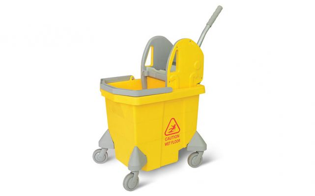 AZ 1033 Down Press Wringer Single Mopping Bucket