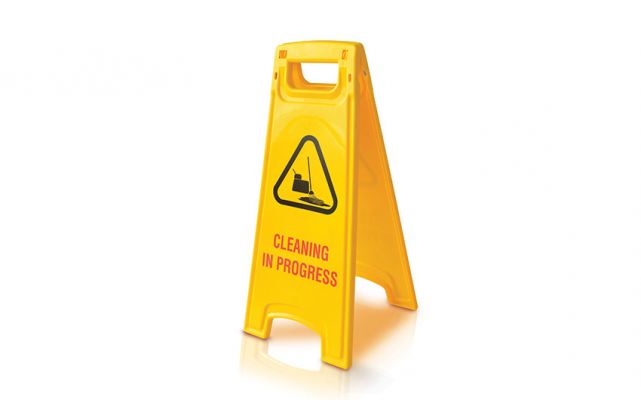 AZ 1038 Yellow Signboard (Small)