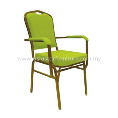BANQUET CHAIR 4 WITH ARMREST