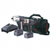 "3/8"" 20v Impactool™ and 1/2"" 20v High-Torque Impactool™ Combo Kit IQV20-2062 Impact Wrenches IR (INGERSOLL RAND) PNEUMATIC"