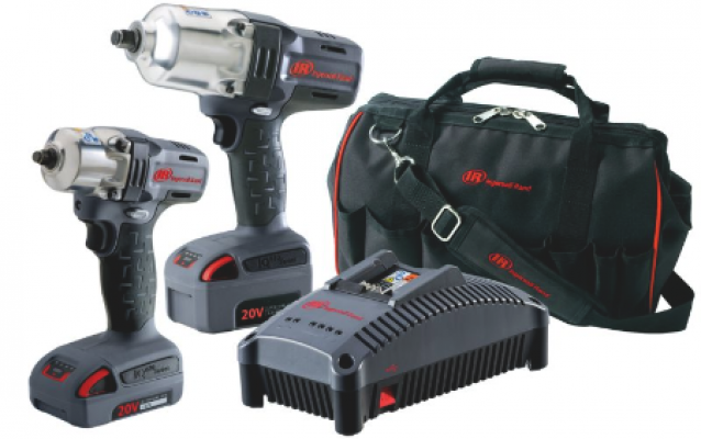 20v High-Torque Impactool™ and 20v Mid-Torque Impactool™ Combo Kit