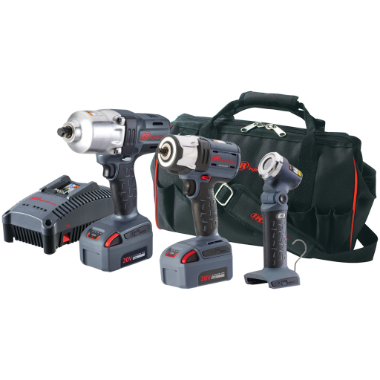 W5132 20v Impactool™, W7150 20v High-Torque Impactool™ and L5110 Task Light Combo Kit