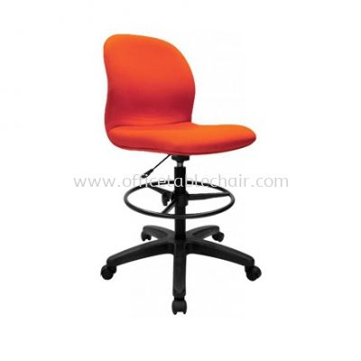 DC9 DRAFTING CHAIR WITHOUT ARMREST & C/W POLYPROPYLENE BASE