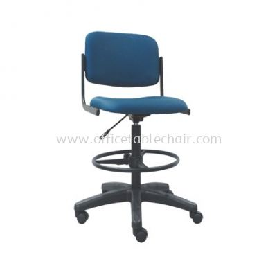 DC11 DRAFTING CHAIR WITHOUT ARMREST & C/W POLYPROPYLENE BASE