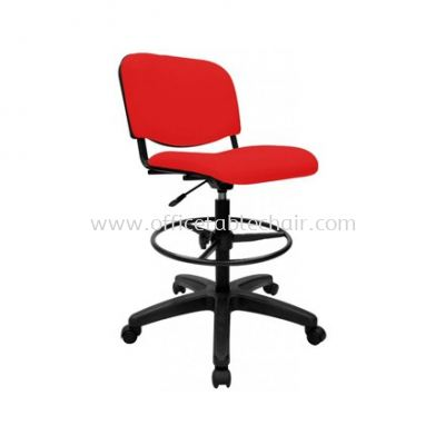 DC10 DRAFTING CHAIR WITHOUT ARMREST & C/W POLYPROPYLENE BASE