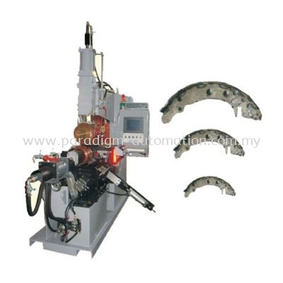 Machinery for Brake Shoe