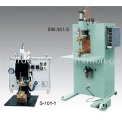 Air Compressing AC Spot Welder