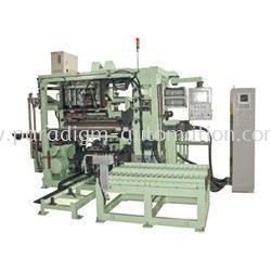 Muffer Making Machine