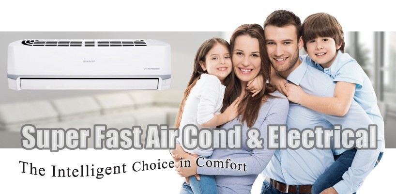Super Fast Air Cond & Electrical
