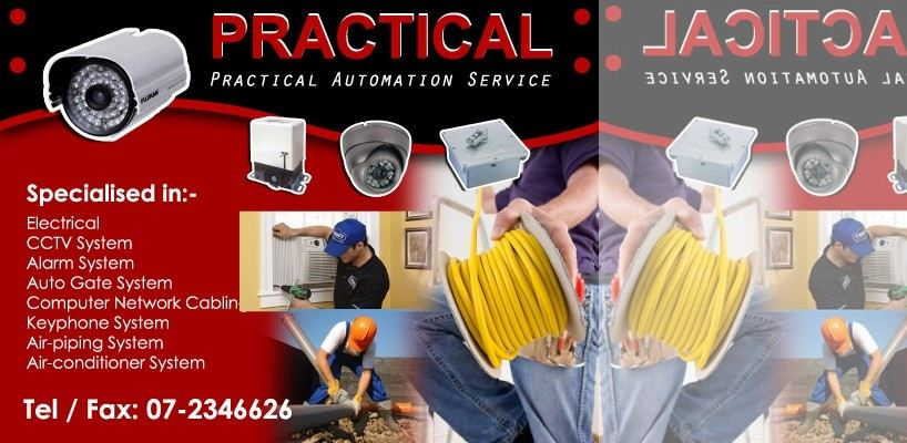 Practical Automation Service
