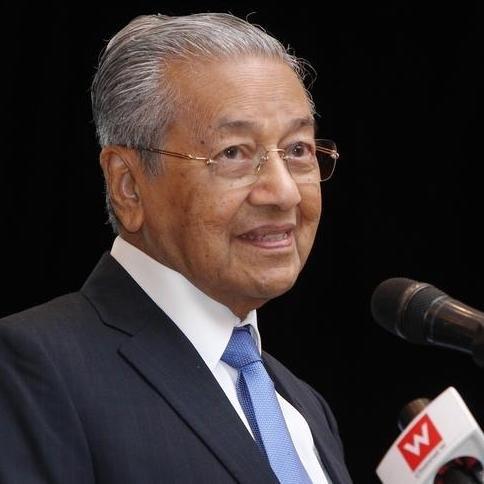 马哈迪:没有大马橡胶世界人口将暴增失控 大马新闻