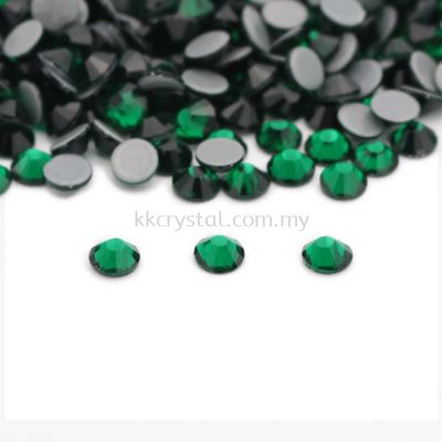 Hotfix Signature PLUS, SS 20, 025# Emerald, 1440pcs/pack