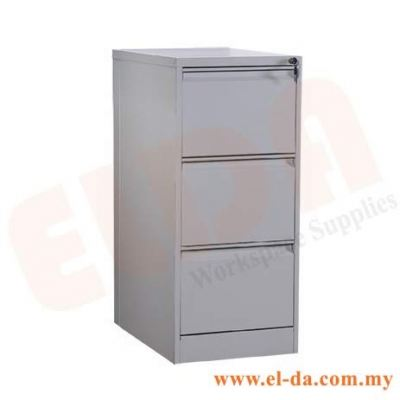 3 Drawer Filing Cabinet (ELDAFC3D)