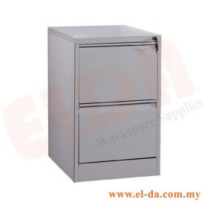 2 Drawer Filing Cabinet (ELDAFC2D)