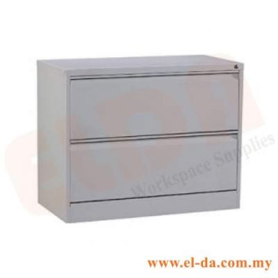 2 Drawer Lateral Filing Cabinet (ELDALF2D)