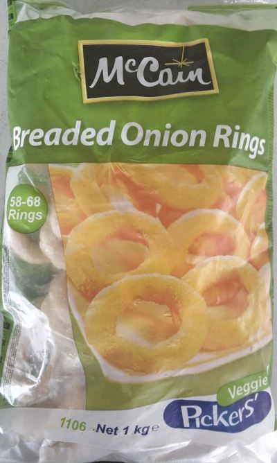 Mccain Breaded Onion Ring