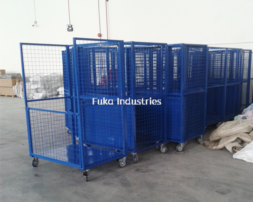 Stillage And Steel Cages