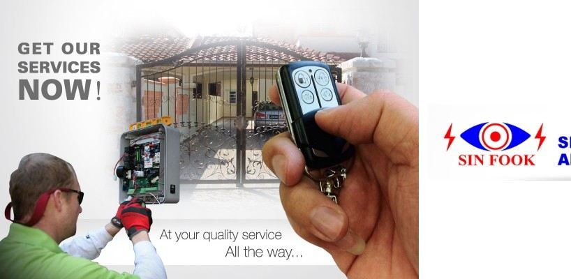 Sin Fook Electrical Alarm and Auto Gate Sdn. Bhd.