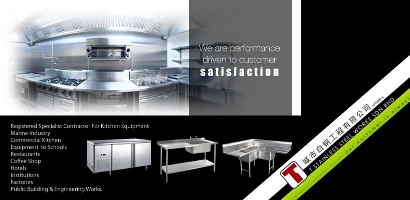 T Stainless Steel Works Sdn Bhd