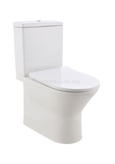 Treviso BTW Close Coupled WC