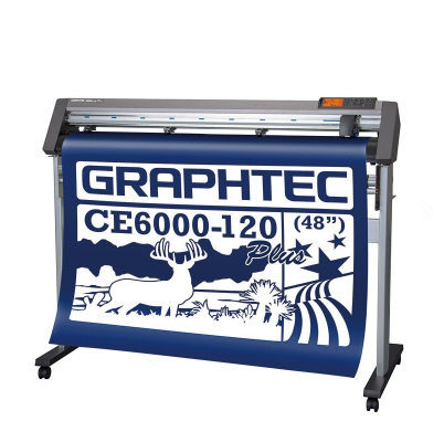 Graphtec CE6000-120 Electronic Cutting Plotter (With Stand)