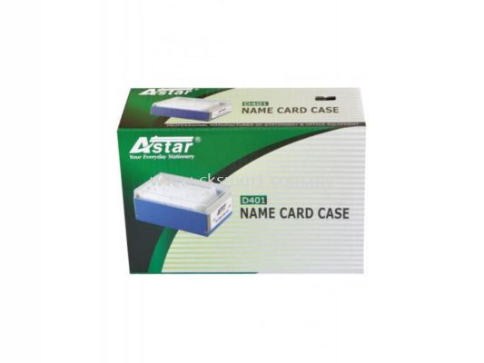 ASTAR NAME CARD CASE D-401