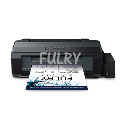 Epson L1300 Printer with Fulry Art Pigment Ink CMYK