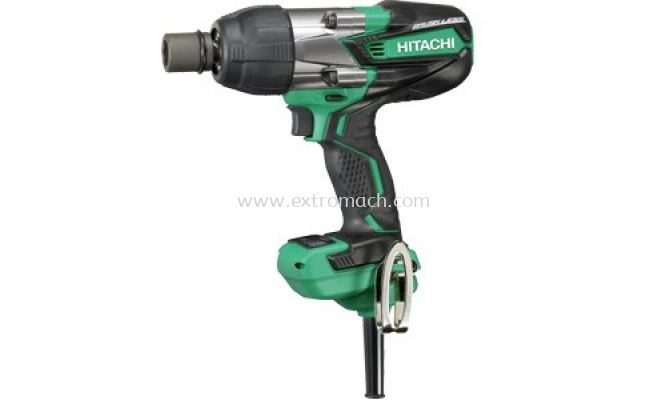 "Hitachi 370W 1/2"" Impact Wrench with AC Brushless Motor WR14VE"